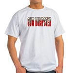 Cum Dumpster 3 Ash Grey T-Shirt