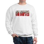 Cum Dumpster 3 Sweatshirt