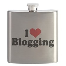 I Love Blogging 2 Flask