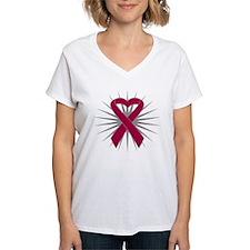 Multiple Myeloma Heart Shirt