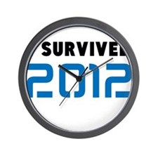 2012 DOOMSDAY Wall Clock