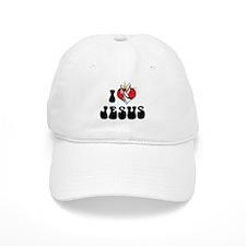 I Love Jesus Baseball Cap