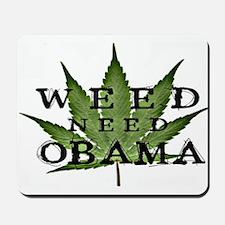 Marijuana Legalization Mousepad