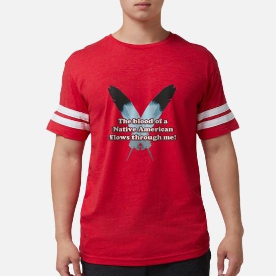Unique Cherokee Mens Football Shirt