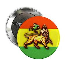 Lion of Judah Round Button