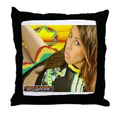 STARR EMPRESS Throw Pillow