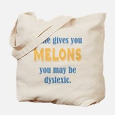 If Life Gives you Melons Tote Bag