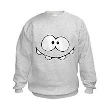 Om Nom Face Sweatshirt