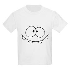 Om Nom Face T-Shirt