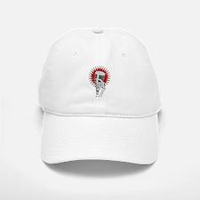 Rockabilly Microphone Baseball Baseball Cap