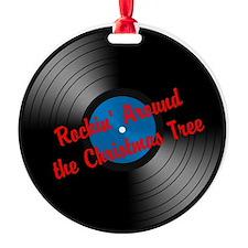 Rockin' Around the Christmas Tree - Ornament