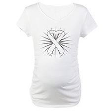 Retinoblastoma Cancer Heart Shirt
