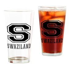 Swaziland Designs Drinking Glass