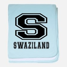 Swaziland Designs baby blanket