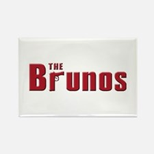 The Bruno family Rectangle Magnet