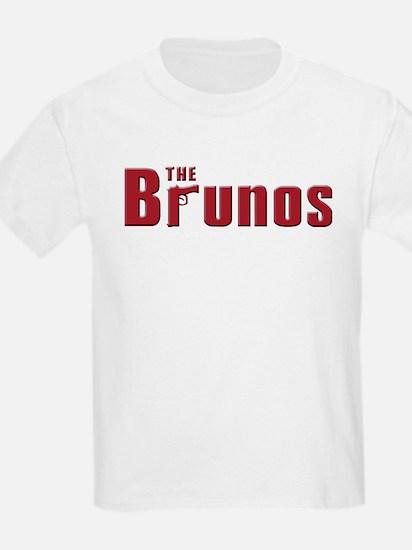 The Bruno family Kids T-Shirt