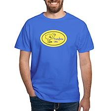 Presbyterian Chick T-Shirt, Dark Colors
