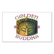 Buddha Rectangle Decal