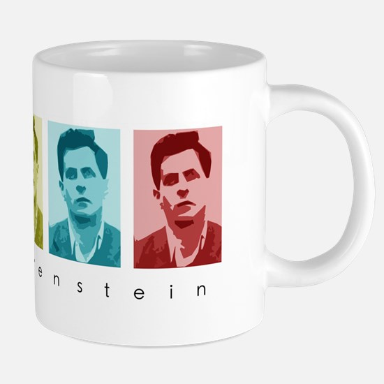 Wittgensteins (in Color) Mugs