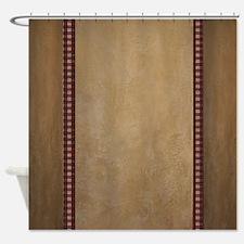 WESTERN PILLOW 41 Shower Curtain