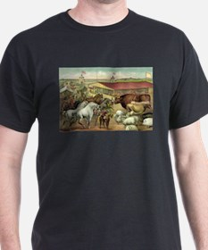 Sights at the fair ground - 1888 T-Shirt