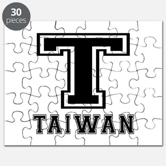 Taiwan Designs Puzzle