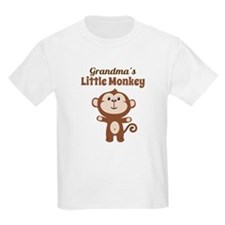 Grandmas Little Monkey T-Shirt