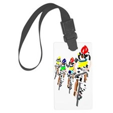 Cyclists Luggage Tag