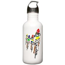 Cyclists Sports Water Bottle