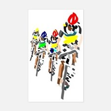 Cyclists Decal