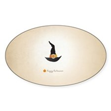 Witchy Hat Decal