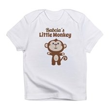 Babcias Little Monkey Infant T-Shirt