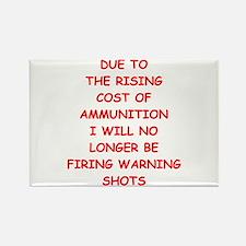 WARNING Magnets