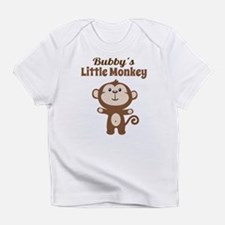 Bubbys Little Monkey Infant T-Shirt