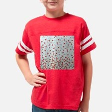 Amsterdam Flower Shower Curta Youth Football Shirt