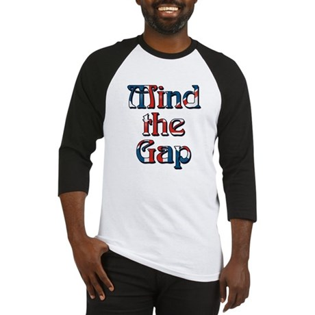 Mind The Gap Baseball Jersey
