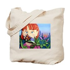 Good Morning Garden Tote Bag
