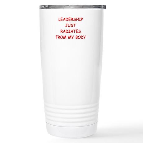 Leadership Travel Mug