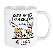 Cats Are Better Mugs