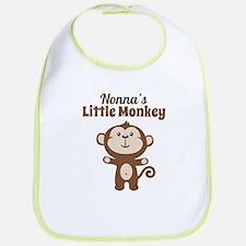 Nonnas Little Monkey Bib