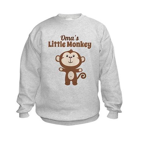 Omas Little Monkey Jumpers