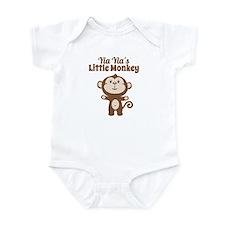 Yia Yias Little Monkey Body Suit