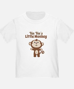 Yia Yias Little Monkey T-Shirt