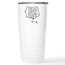 Boondocks Prayer Travel Mug