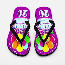 TRENDY 20TH Flip Flops