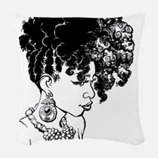Lunaversal Woven Throw Pillow
