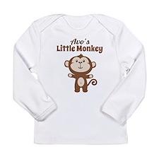 Avos Little Monkey Long Sleeve T-Shirt