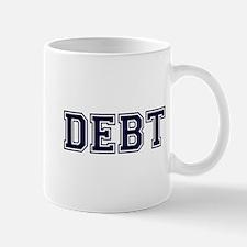 Debt Mugs