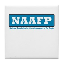 NAAFP Tile Coaster