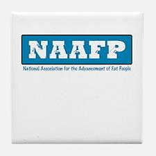 NAAFP Tile Coaster